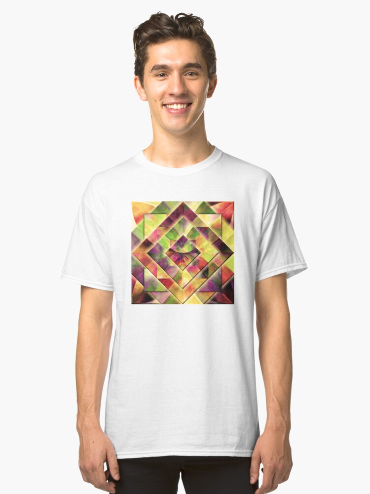 Every New Beginning Comes From Some Other Beginnings' End 5 by Mark Compton Classic T-Shirt Front