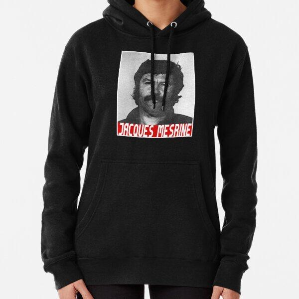 Jacques Mesrine T-shirt: Jacques Mesrine Ennemi Public Sweat à capuche épais