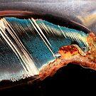 Volcanic Tsunami by Kathie Nichols