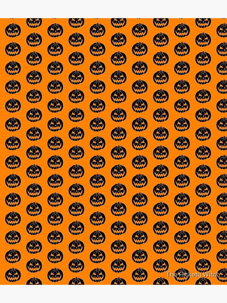 Jack-o'-Lantern in Midnight by PicketyWitch23