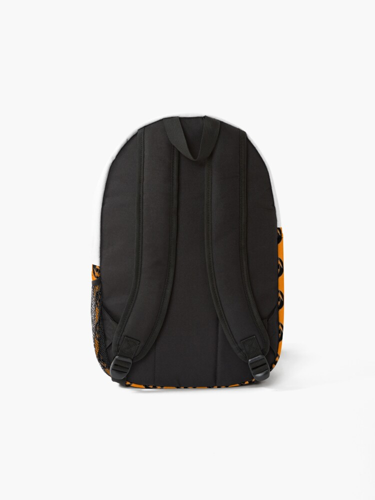 Alternate view of Jack-o'-Lantern in Midnight Backpack