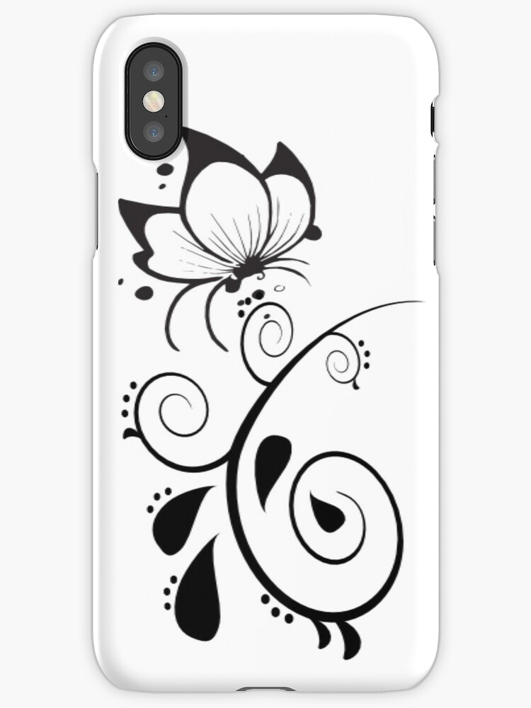 Elegant Floral and Butterfly Art by onestopgiftshop
