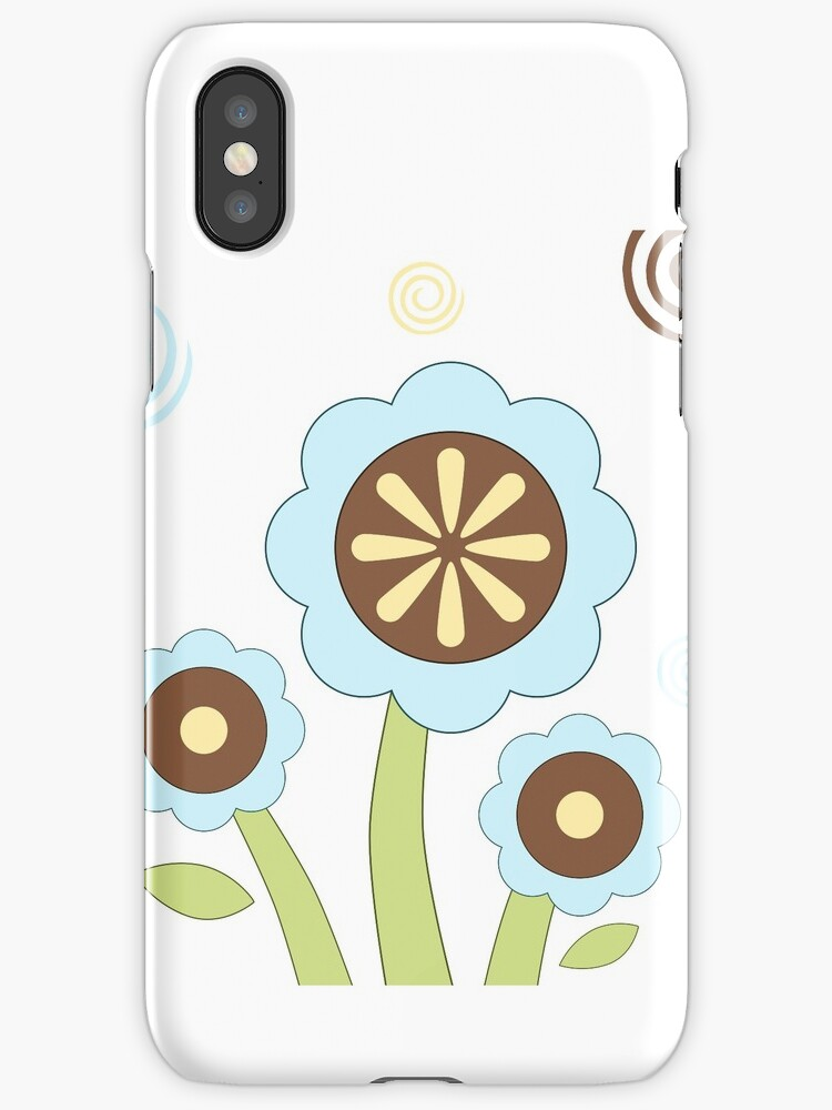 Cute Flower Design Art by onestopgiftshop
