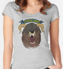 The Stormcloaks V.2 Women's Fitted Scoop T-Shirt