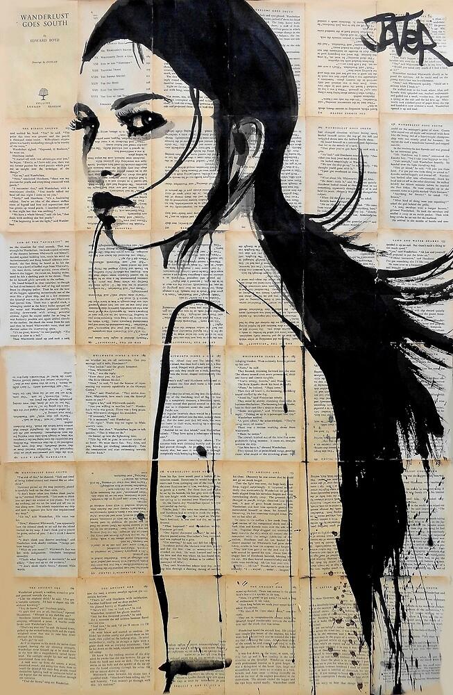 wonder by Loui  Jover