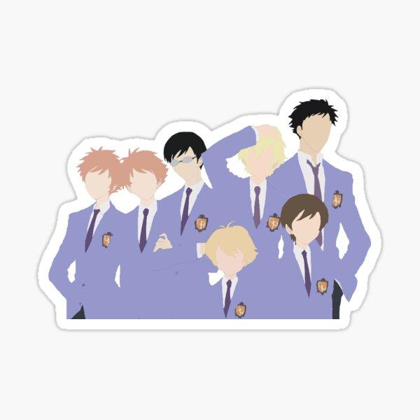 Ouran High School Host Club Sticker