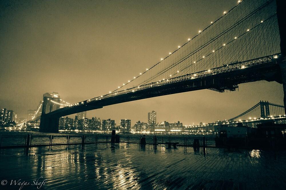 Brooklyn Bridge by photog007