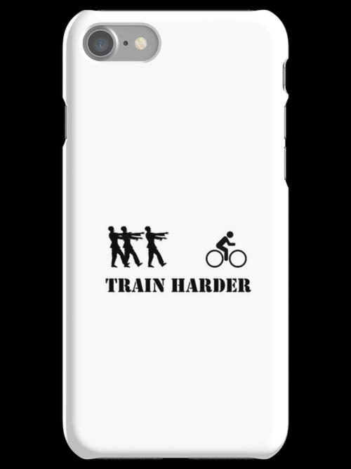 Zombie Bike Training by slothtastic