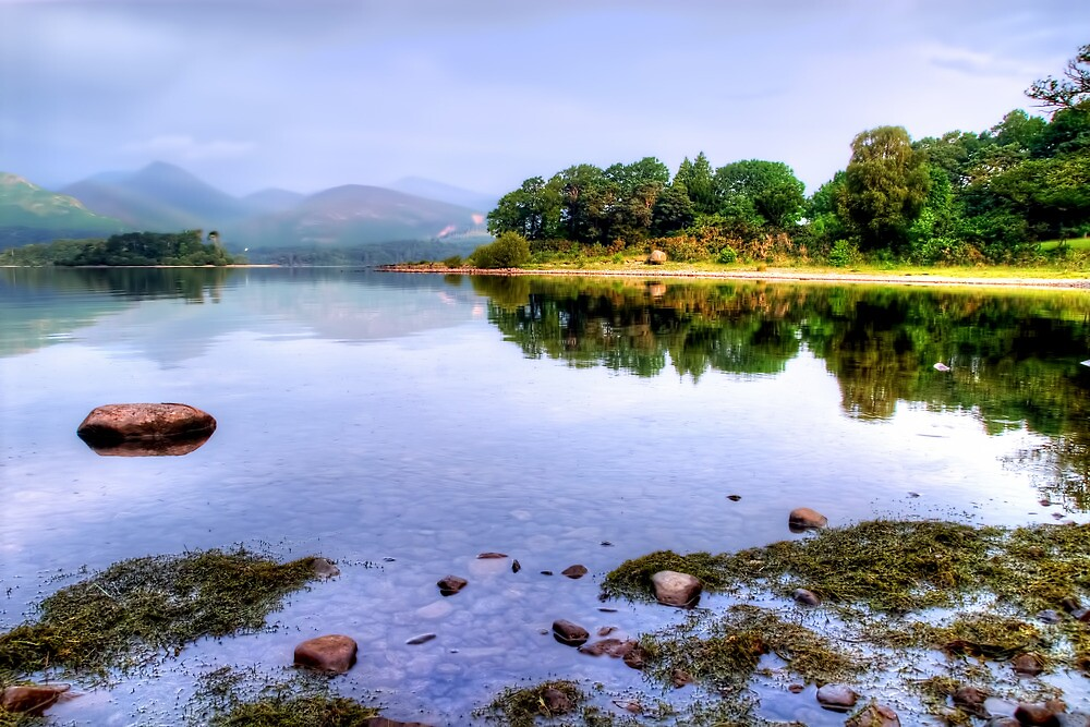 Derwentwater by Stephen Smith