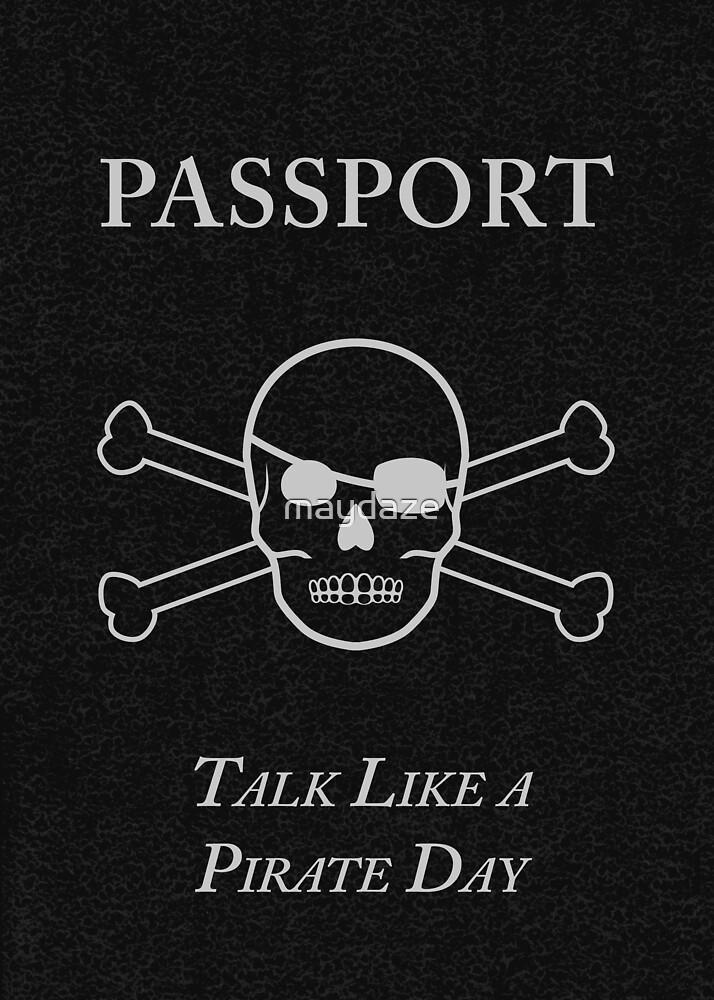 international talk like a pirate day by maydaze