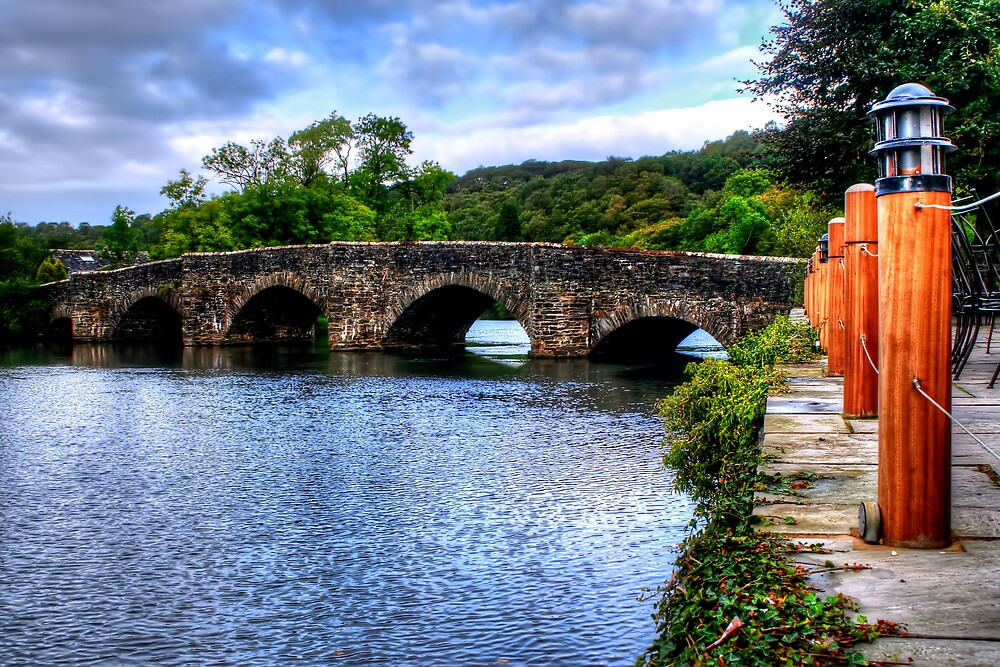 Newby Bridge by Stephen Smith