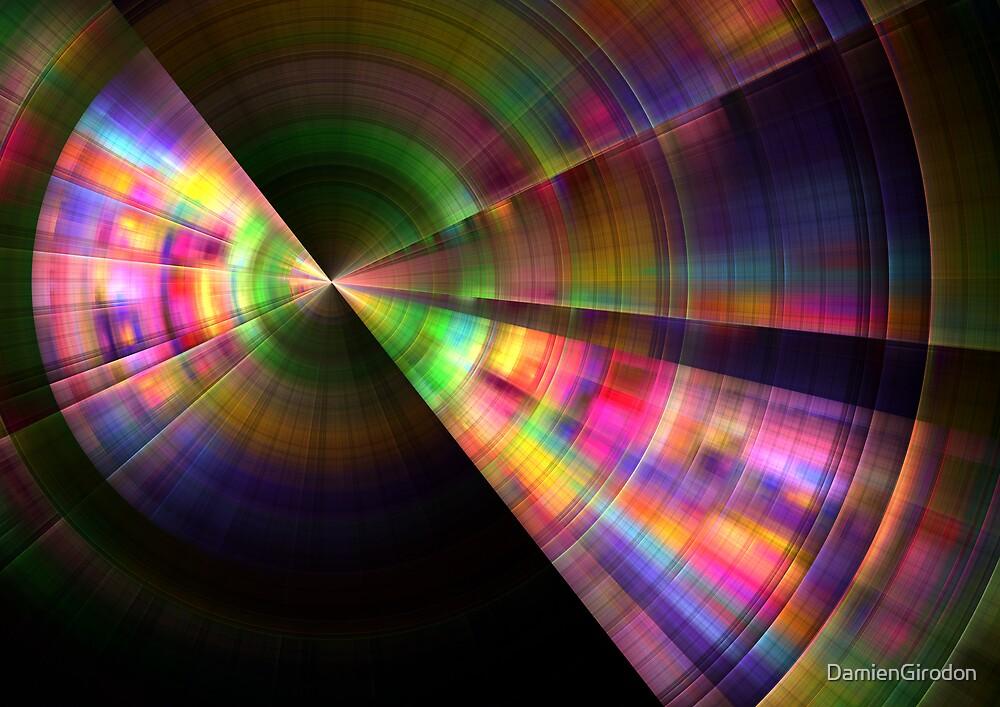 Spinning Spectrum by DamienGirodon