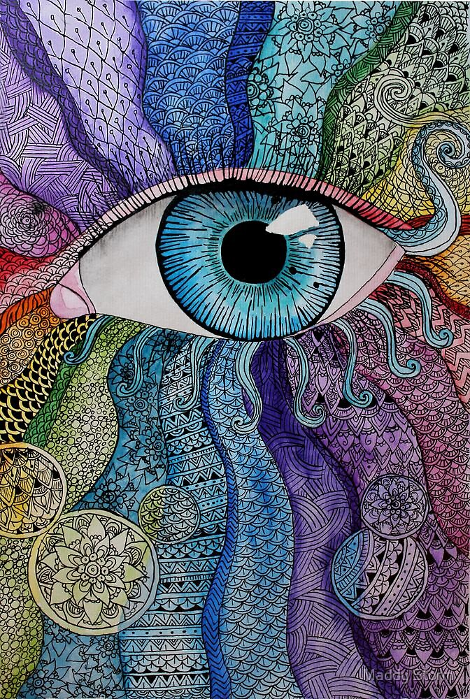 Window to the Soul by Maddy Storm