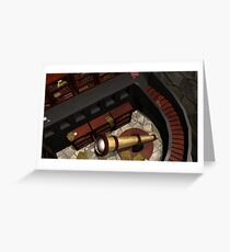 The Observatory Greeting Card