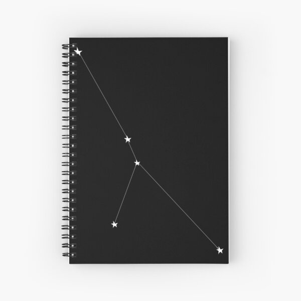 Constellation | Cancer Spiral Notebook