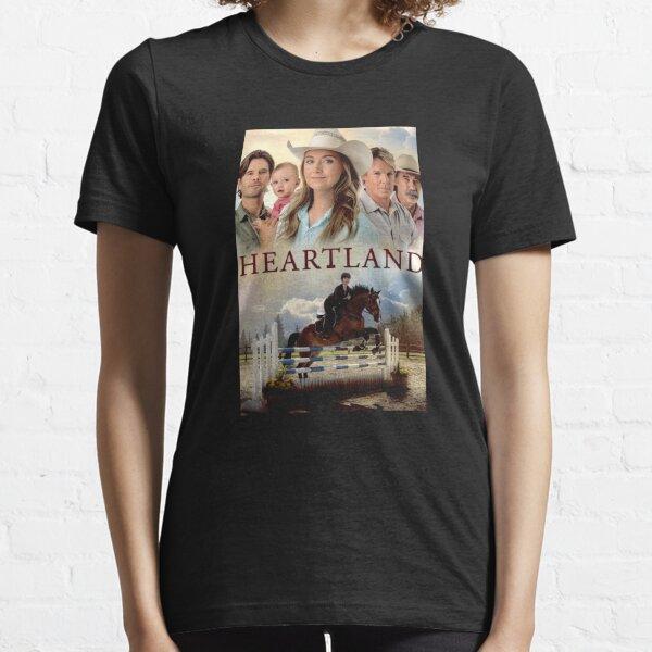 Heartland Camiseta esencial