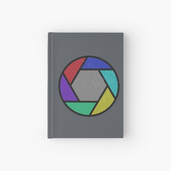 Aperture ring Hardcover Journal