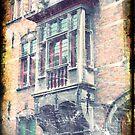 Retro Window by Alison Johnson