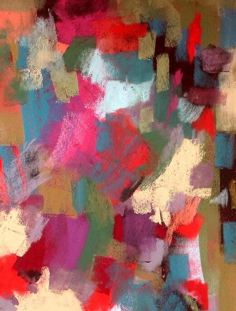 Orgy II by LenAustinPastel