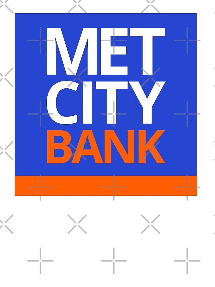 MET CITY BANK   Peep Show by mrkyleyeomans