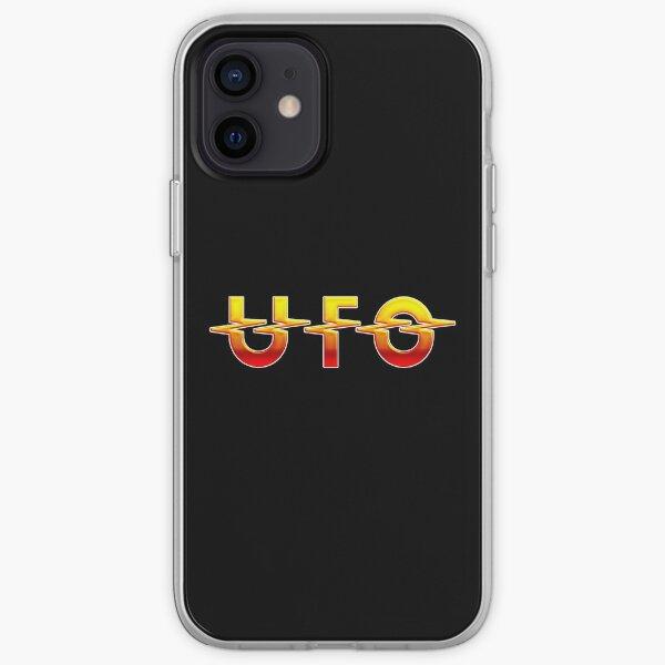 UFO : Rock Band Legend in London Est 1968 Most Popular iPhone Soft Case