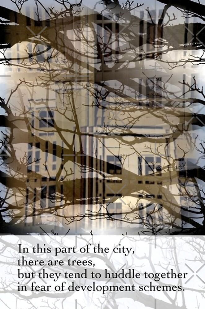City Trees 2 by Artisimo