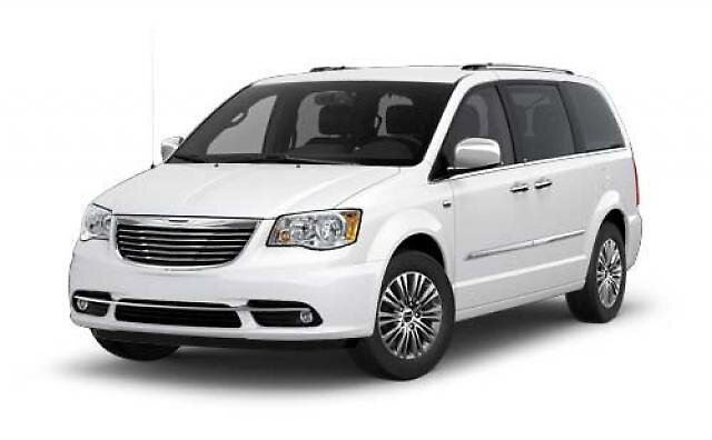 2014 Chrysler Town & Country by grovedodgechrys