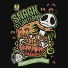 Snack O'Lanterns! by nikholmes