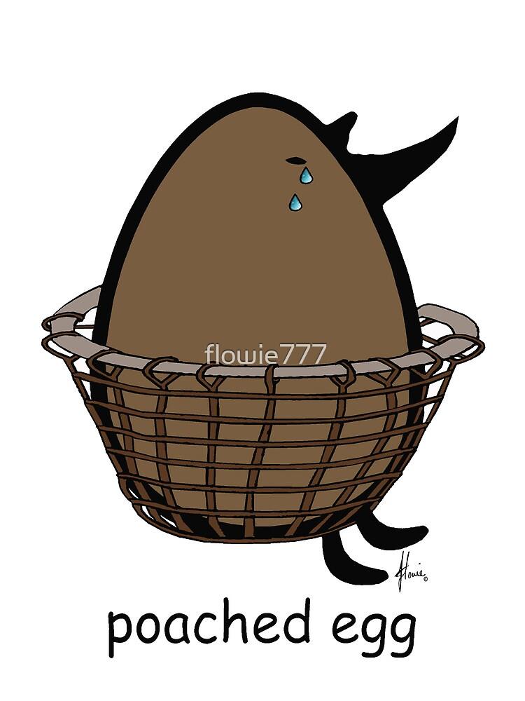 poached egg by Mariette (flowie) van den Heever