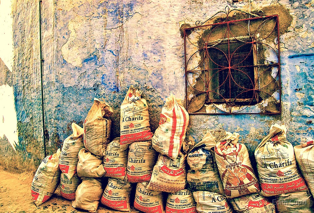 IT WILL BE A BIG JOB!!! MOROCCO   by Beatrice Cupido