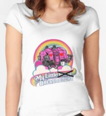 My Little Dreadnought Women's Fitted Scoop T-Shirt
