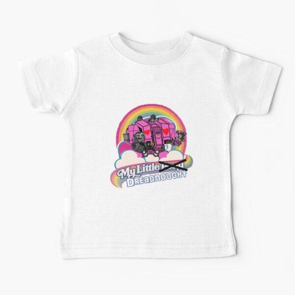 My Little Dreadnought Baby T-Shirt