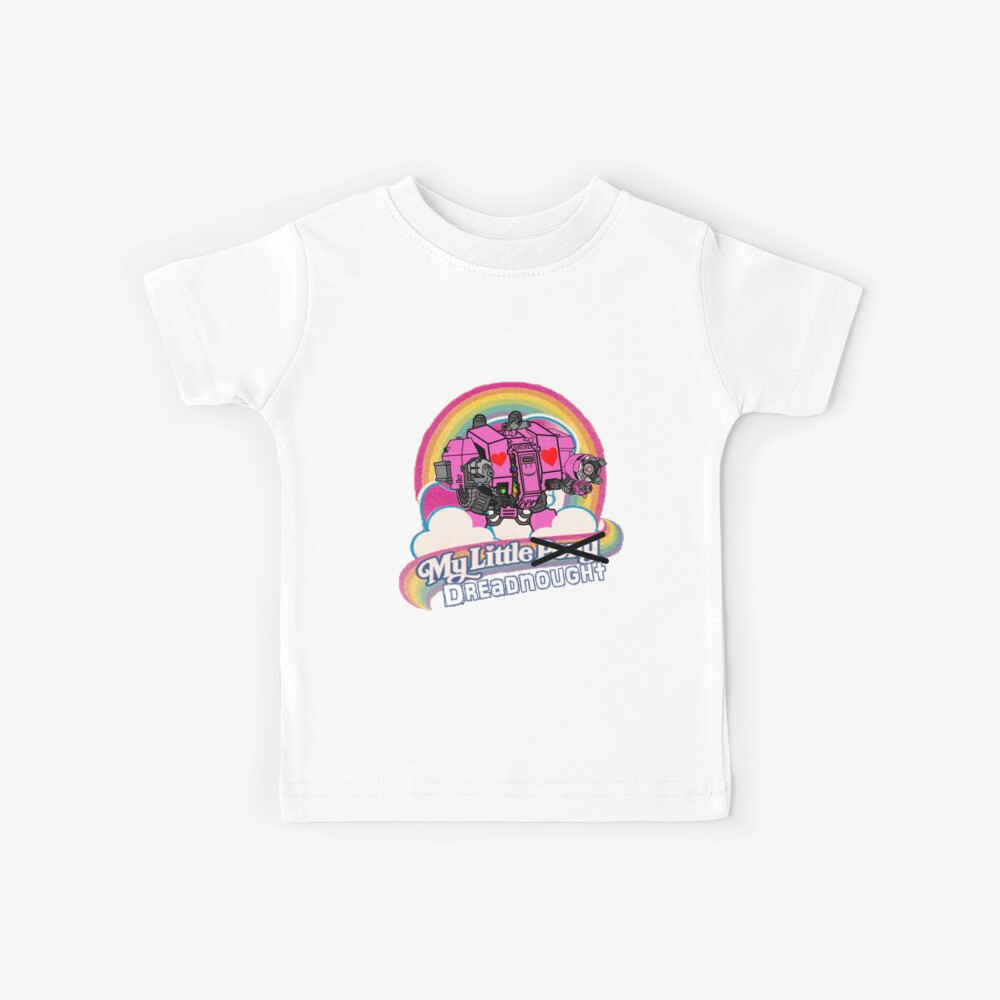 Mein kleiner Dreadnought Kinder T-Shirt