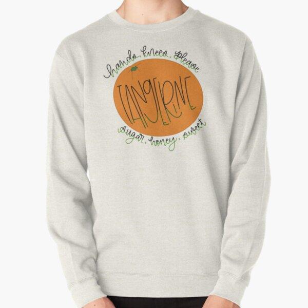 glass animals tangerine lyrics Pullover Sweatshirt