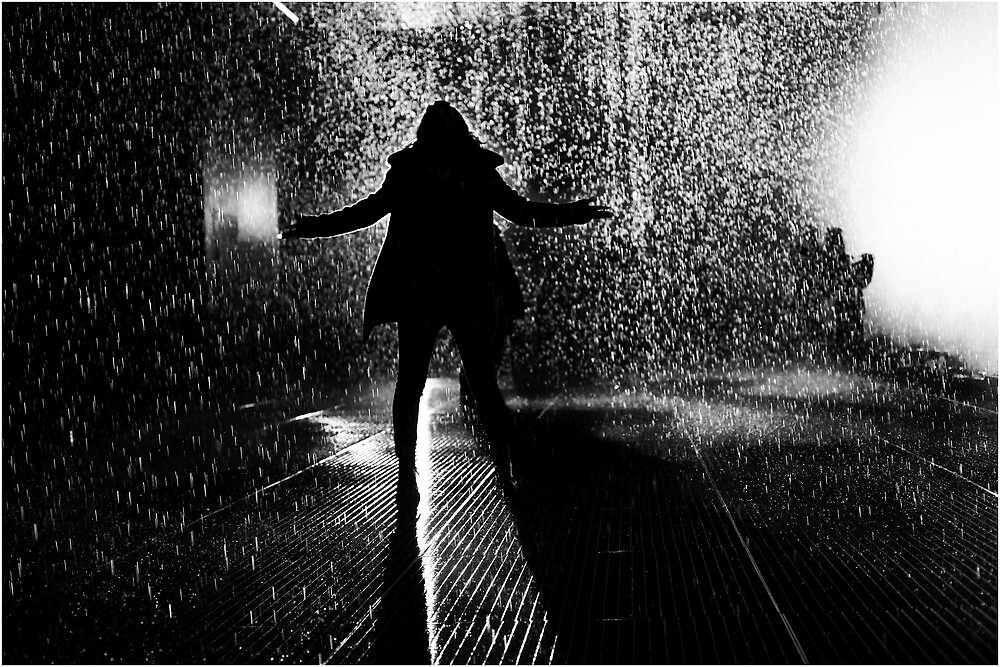 ' The Rain Room ' by gearoidhayes