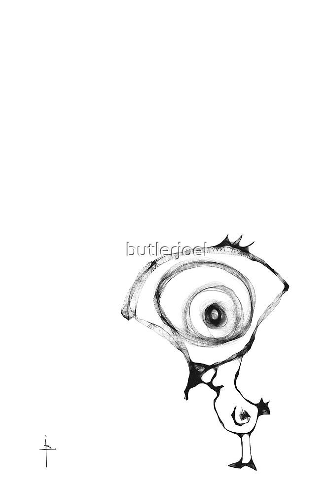 Little Chick by butlerjoel