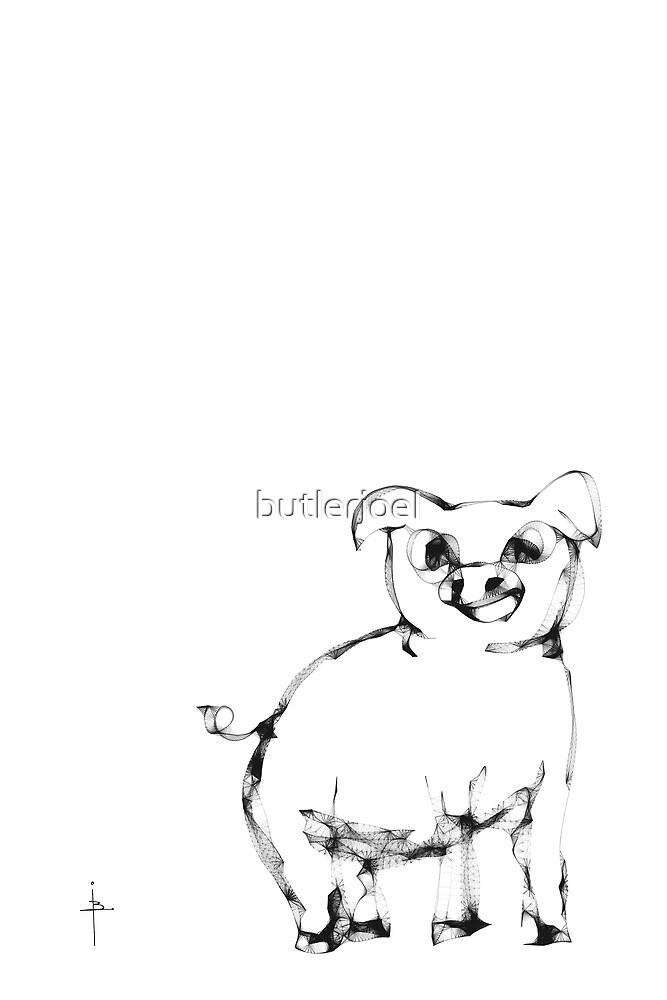Pig by butlerjoel