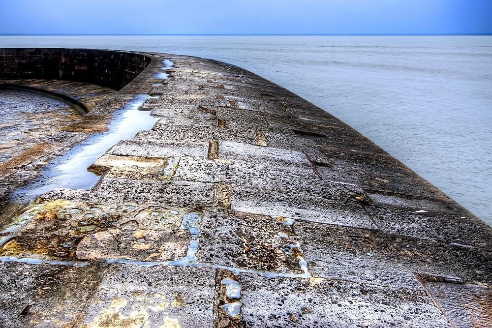 Lyme Regis Cob by Stephen Smith