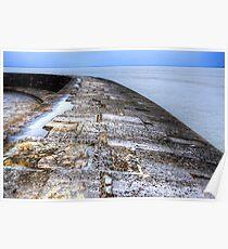 Lyme Regis Cob Poster