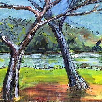 Sketching Trees by mkirkwood