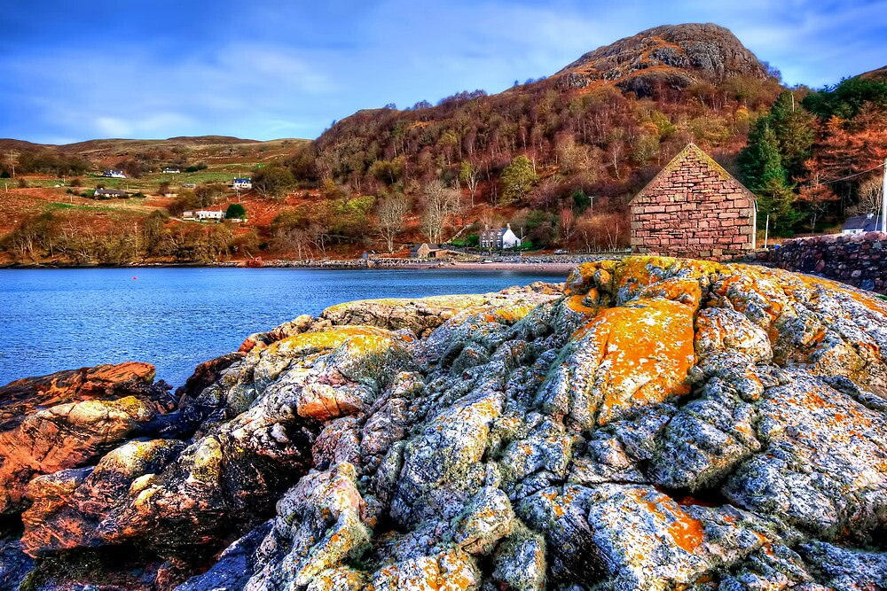 Diabaig by Stephen Smith