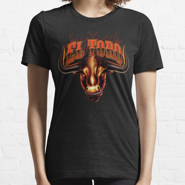 El Toro Bull Six Flags Great Adventure Essential T-Shirt