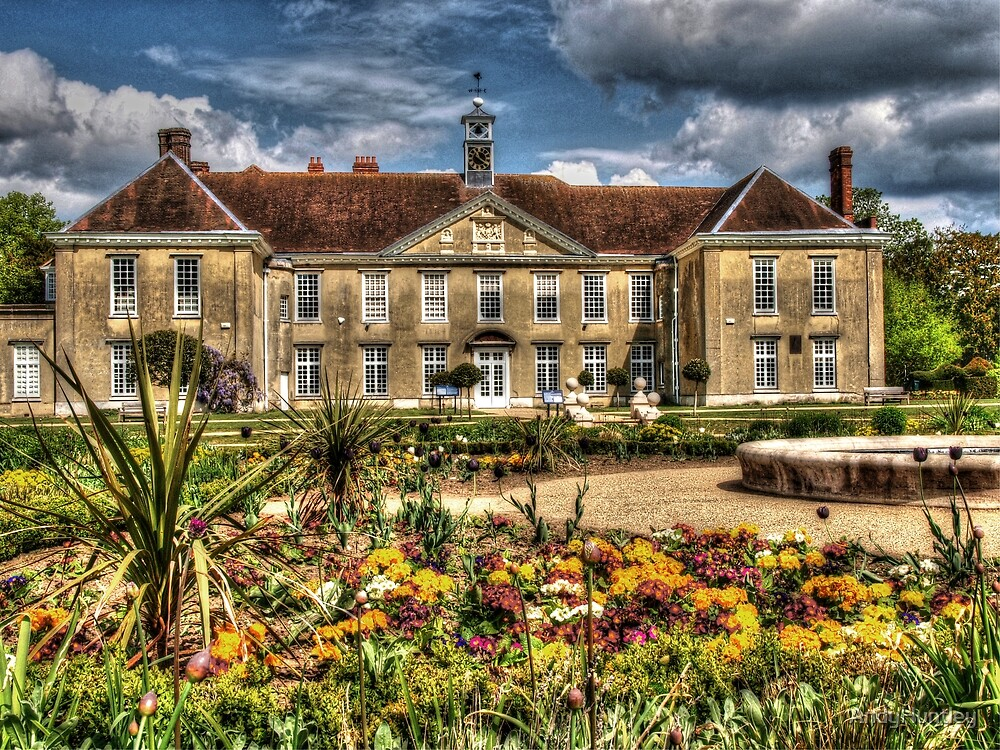 Reigate Priory by AndyHuntley