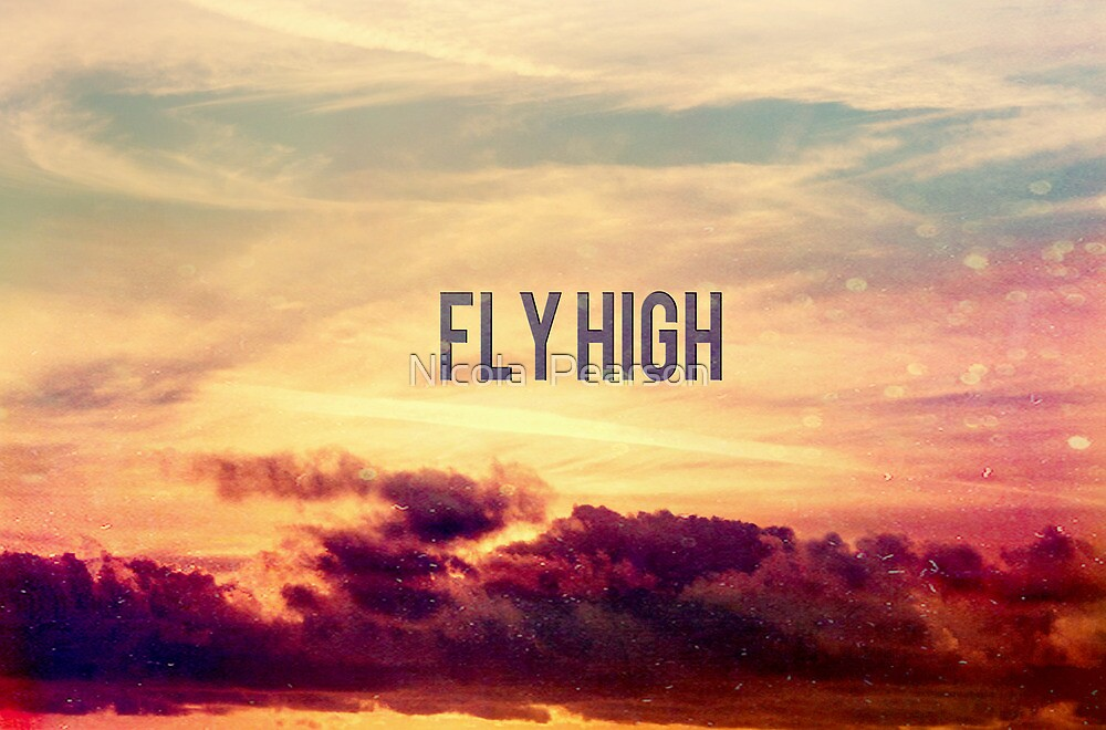 Fly High by Nicola  Pearson