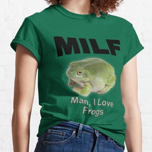 MILF Frog Classic T-Shirt
