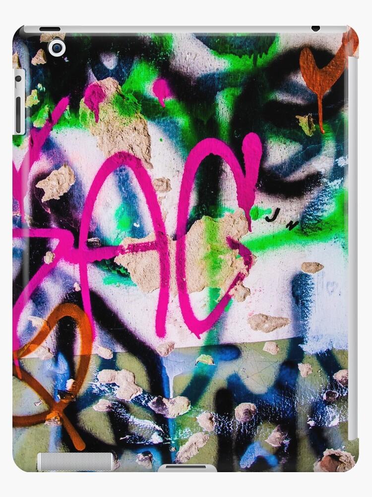 Simple graffiti by Steve Björklund