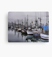 A Days Rest For A Days Work Metal Print