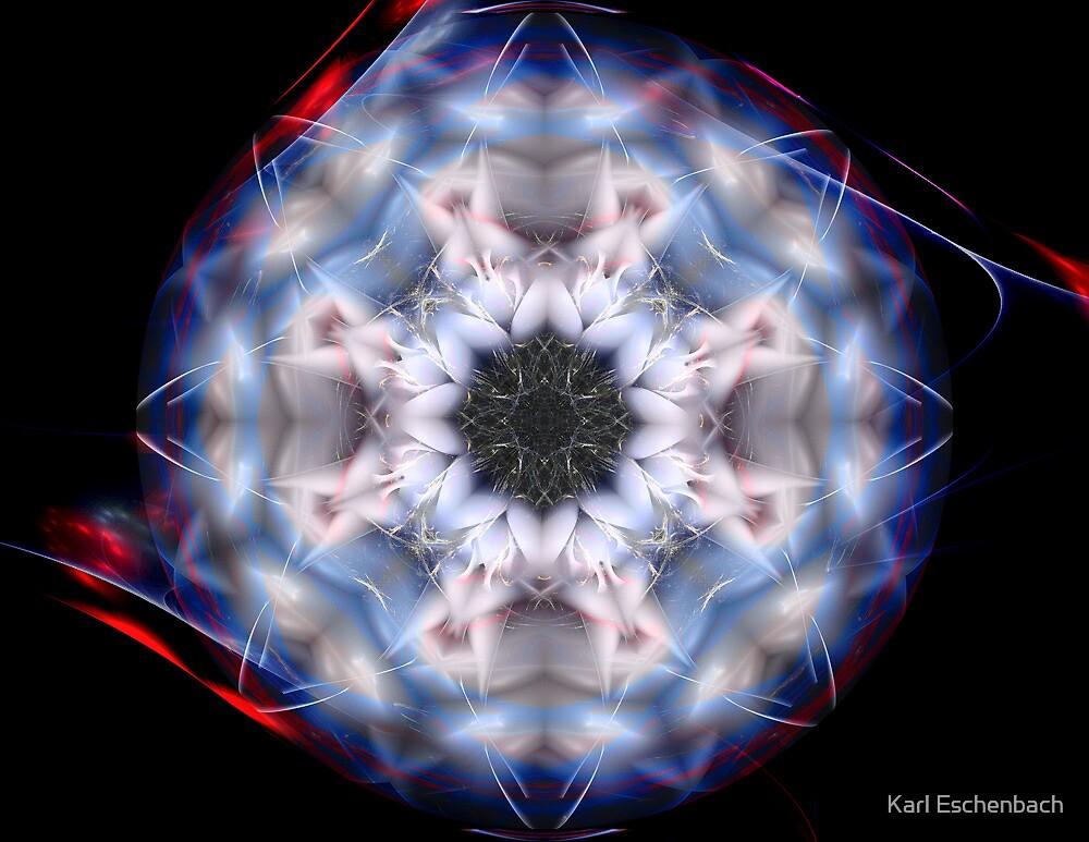 Mandala 37 by Karl Eschenbach