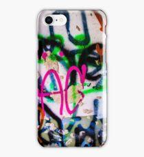Simple graffiti 2 iPhone Case/Skin