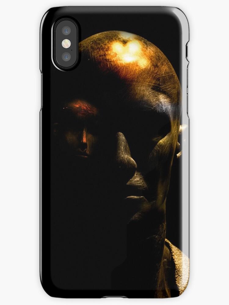 3 Digitally modified face by Steve Björklund